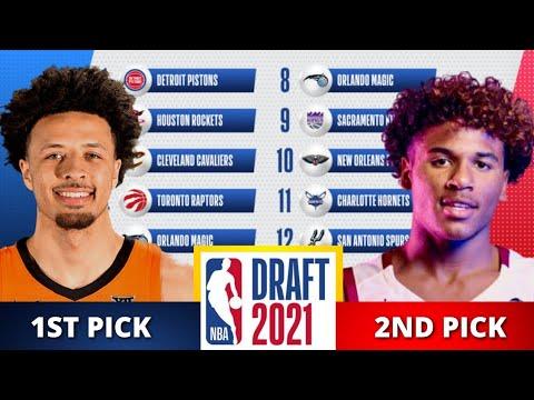 2021 NBA Draft: Live updates, start time, date, order, picks, grades ...
