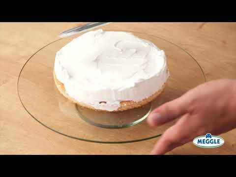Limetorta MEGGLE Creme Patisserie Decorral