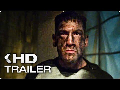 "Marvel's THE DEFENDERS ""Punisher Reveal"" Trailer (2017) Netflix"
