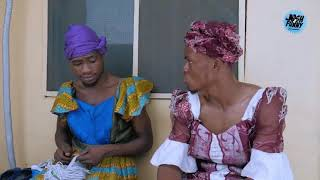 Mama Chinedu went to meet Mama Felicia For Counseling for the good of Chinedu (Iam Dikeh)