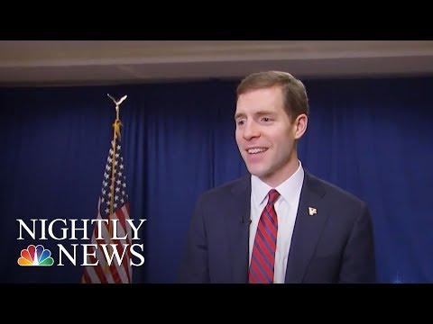 Democrat Conor Lamb Wins Pennsylvania Special Election | NBC Nightly News
