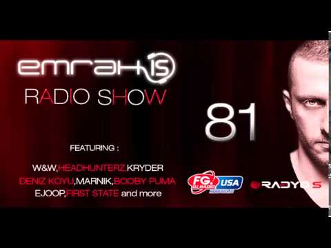Emrah Is Radio Show - Episode 81