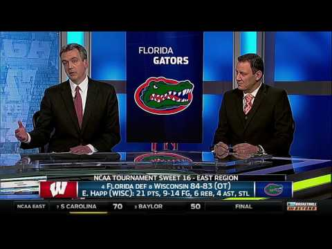 Wisconsin vs. Florida - 2017 NCAA Tournament Analysis