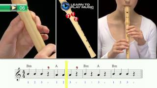 Video Ex006 How to Play Recorder for Kids - Recorder Lessons for Kids Book 1 download MP3, 3GP, MP4, WEBM, AVI, FLV Oktober 2018