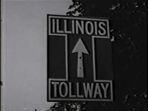 Vintage Illinois Tollway Video - Help is Always Available