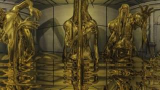 Molten Gold 3 - 360 Art by Craig Blackmoore