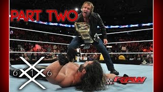 PART 2 of WWE RAW Talks LIVE! for 6/8/2015: Money In The Bank Predictions.