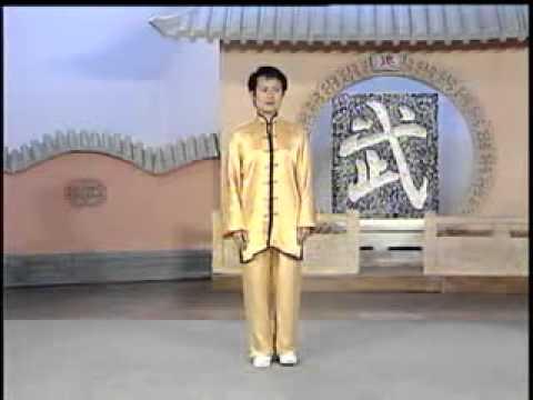 李德印八十八式太極拳教學(上)