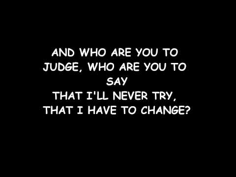 Ran-D - #My Way (Full) Lyrics