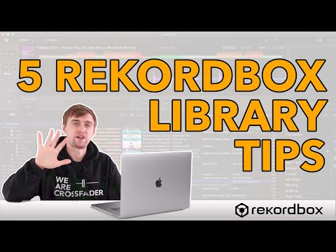 5 Music Management Tips In Rekordbox for DJ's