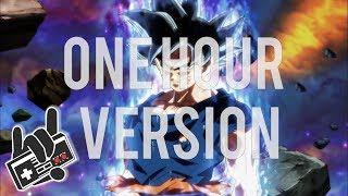 Dragon Ball Super - Ultra Instinct Reborn & PIANO INTRO+ (ONE HOUR VER.)  | Epic Cover