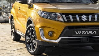 2019 MARUTI VITARA BREZZA PETROL OFFICIAL LAUNCH DATE, PRICE, FEATURES AND ALL DETAILS