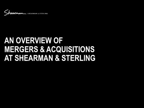 An Overview of M&A