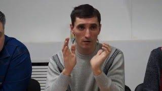 2016.01.23 Круглый Стол в Петербурге - Юрий Бубнов