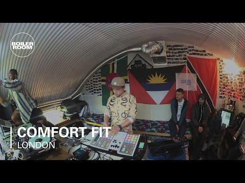 Comfort Fit Boiler Room LIVE Show