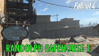 Randolph Safehouse 1 (University Point) - Fallout 4