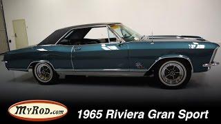 1965 Riviera Gran Sport - MyRod.com