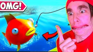 EL **PESCADO LEGENDARIO** de FORTNITE Battle Royale