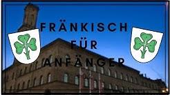 FRÄNKISCH FÜR ANFÄNGER #02|FrankenTV