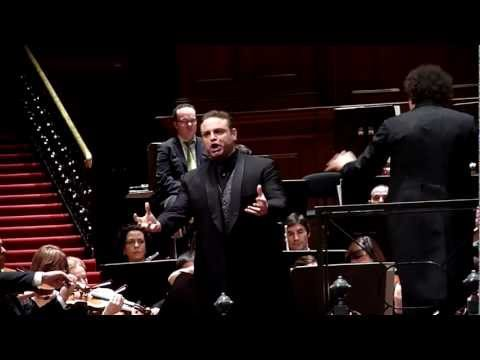 Joseph Calleja - Amsterdam - E lucevan le stelle - Tosca - Puccini