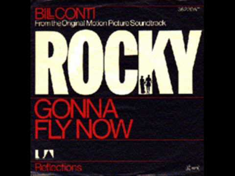 Bill Conti - Gonna Fly Now (Theme From