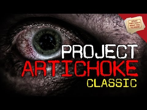 Project ARTICHOKE: The Manchurian Candidate | CLASSIC