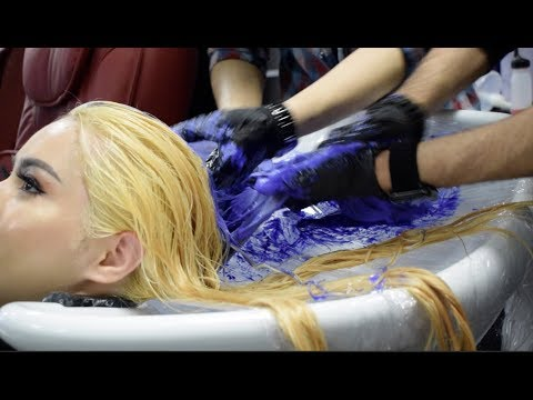 HAIR TRANSFORMATION VLOG