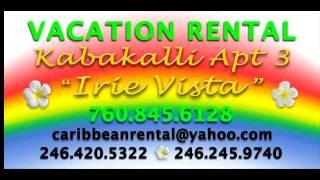 Barbados Ocean View Apartment Rental