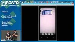 Windows Phone im Unternehmen   Bernd Mayer
