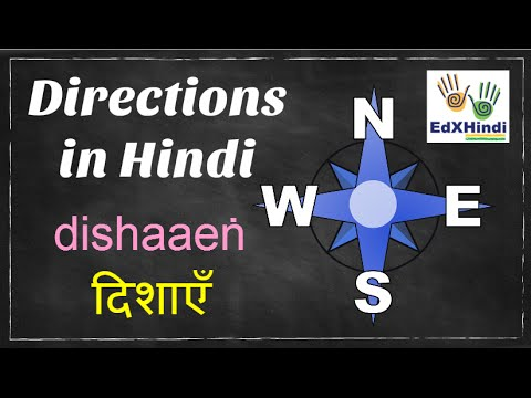 Learn hindi how to say directions in eastwestnorthsouth animation also rh youtube