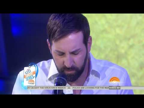 "Josh Kelley - ""It's Your Move"" Live Performance on The Today Show"