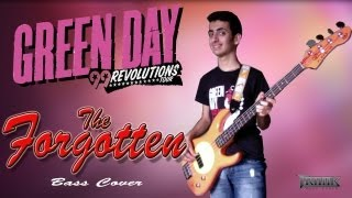 Green Day - The Forgotten ( Bass Cover ) 1080