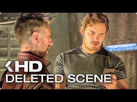 GUARDIANS OF THE GALAXY VOL. 2 Deleted Scenes (2017)