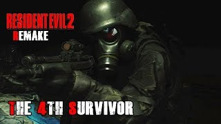 The 4th Survivor 9:49 Speedrun Hunk Resident Evil 2 Remake l Part 15 l Gameplay FR