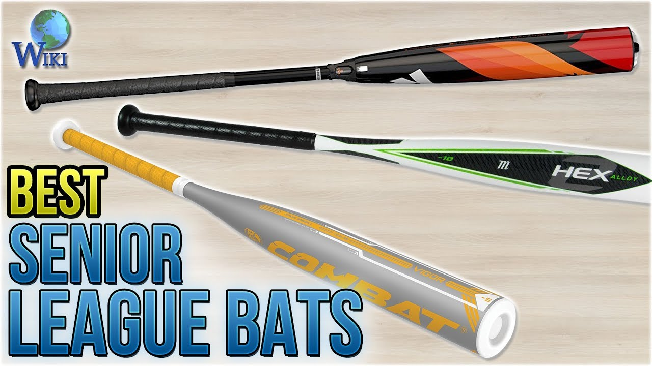 10 Best Senior League Bats 2018