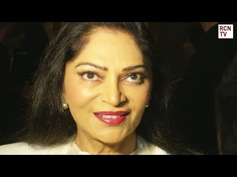 Simi Garewal Arrives At Asian Film Festival 2018