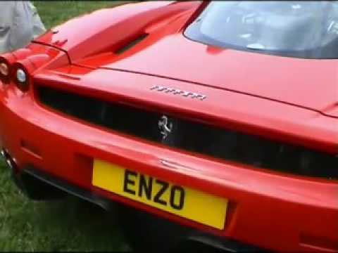 Supercar Sunday 2005 Ferrari Enzo Russ Swift Stunts Youtube