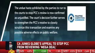 CA junks Globe's appeal to stop review of San Miguel telco assets sale