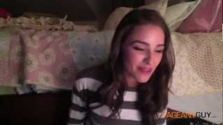 Olivia Culpo - thePageantGuy.com interview with Miss Rhode Island USA 2012