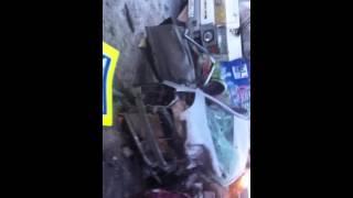авария на спутнике курган 22.02.14г 3