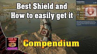 Assassins Creed Origins - Best Shield - Compendium