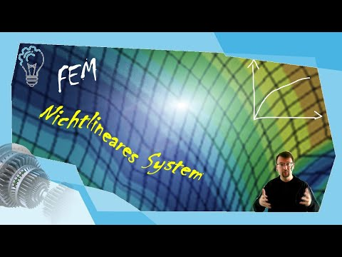 FEM-Nichtlineares System