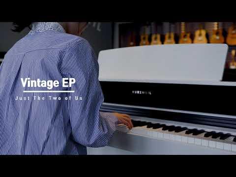 New Kurzweil Digital Piano - Teaser