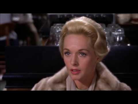 Tippi Hedren~Jessica Tandy.   The Birds    1963      HD  720p   Hitchcock