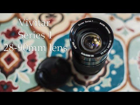 Vivitar Series One 28-90mm Lens Review
