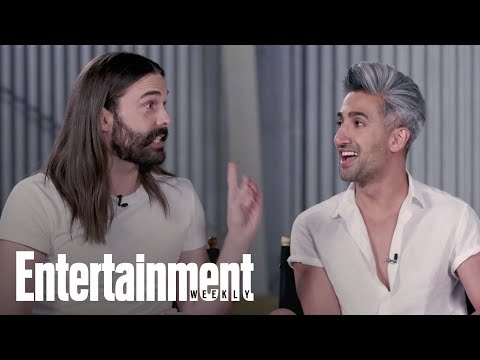 Which Queer Eye Guy Got Hugged So Hard He Got Hurt? | Entertainment Weekly