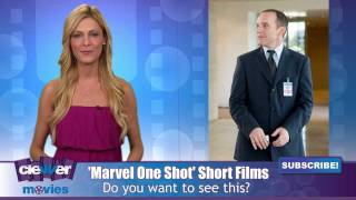 Agent Coulson Stars In 'Marvel One Shot' Short Films