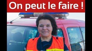 Hommage aux Femmes sapeur-pompier : Louiza/ SDIS 25 Mars 2019