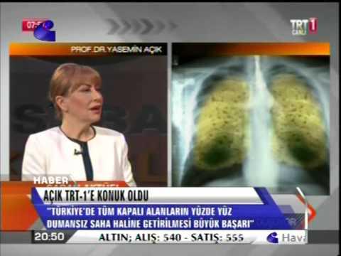 Prof. Dr. Yasemin Açık, TRT1'in Konuğu Oldu - Kanal E