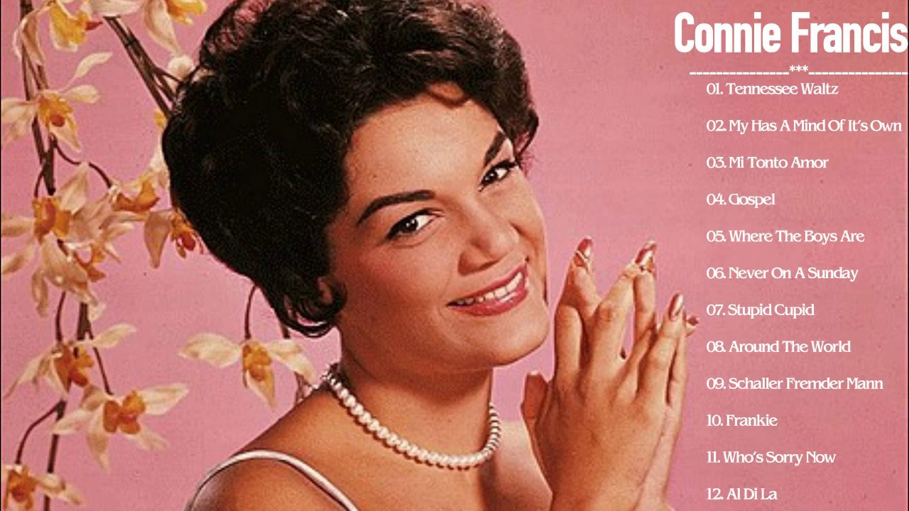 Image result for connie francis